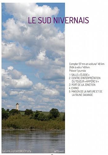 Balade d'architecture contemporaine dans la Nièvre : Le Sud Nivernais