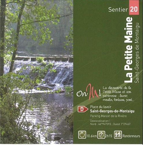 LA PETITE MAINE - Saint-Georges-de-Montaigu