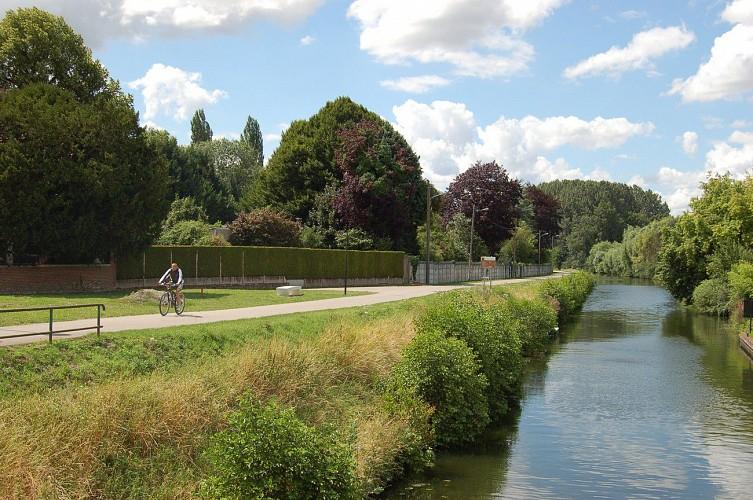D'Amiens à Corbie par la Vallée de Somme