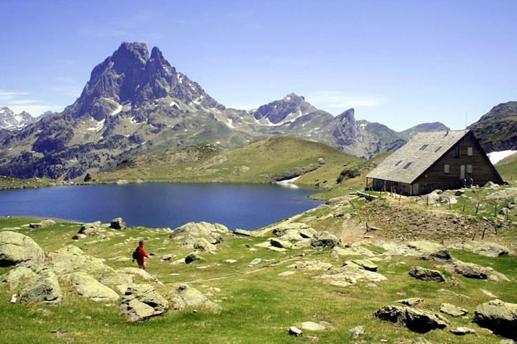 Parcours marche tour des lacs d 39 ayous laruns - Office de tourisme laruns ...