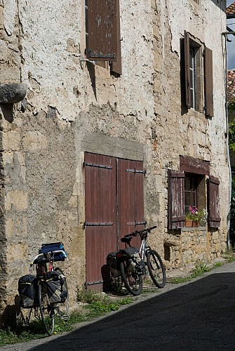 VAREN-VERFEIL : Les vallons de la Seye.