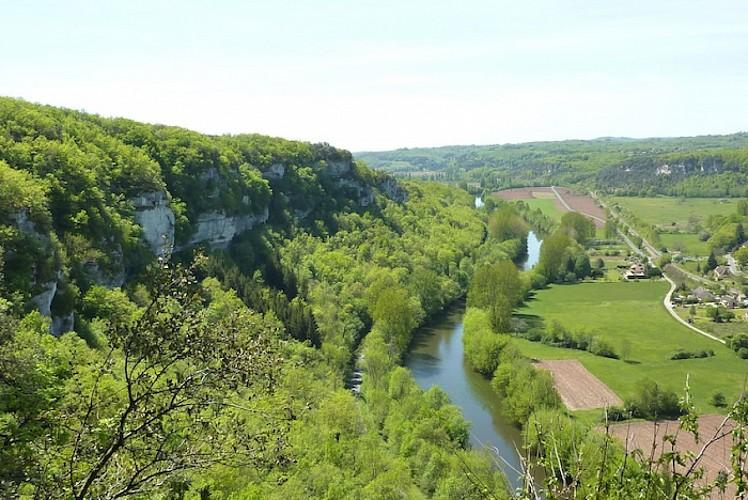 Escapade nature sans voiture - Grand Site Vallée de la Vézère