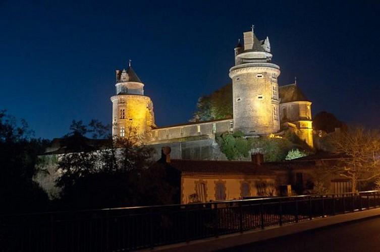 APREMONT - Le circuit des 3 châteaux