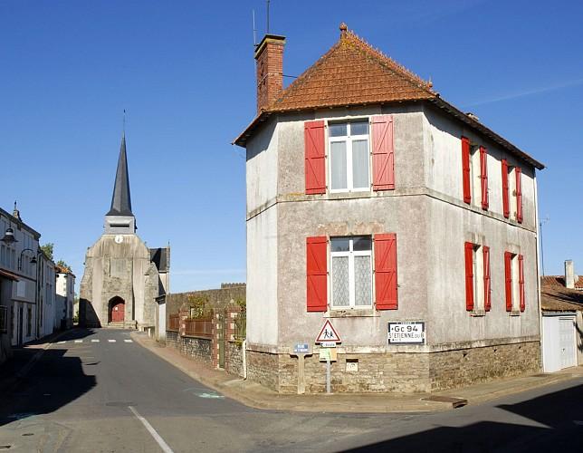 GRAND'LANDES - Le sentier de la Frande