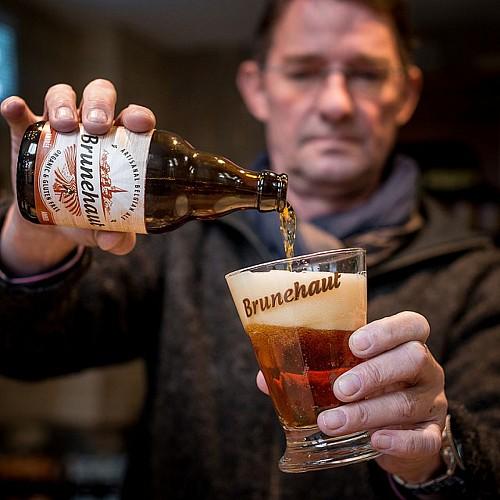A vélo à la découverte des bières de Tournai et sa région