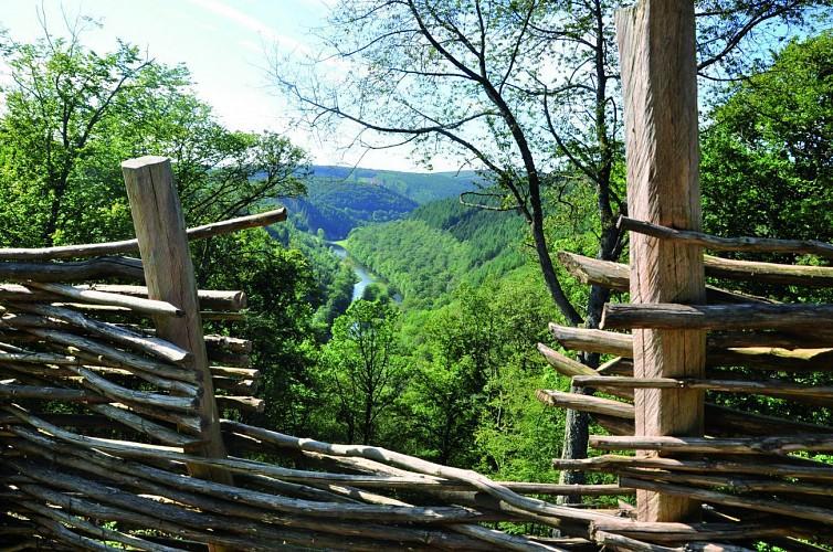 Escapardenne Eislek Trail - Etape 5 - Nadrin - La Roche-en-Ardenne