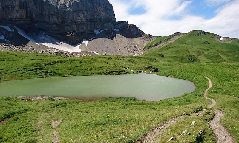 Sentier découverte des lacs d'Anthème