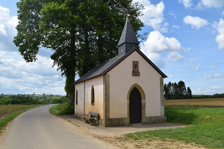 Waltzing-Eischen, balade belgo-luxembourgeoise