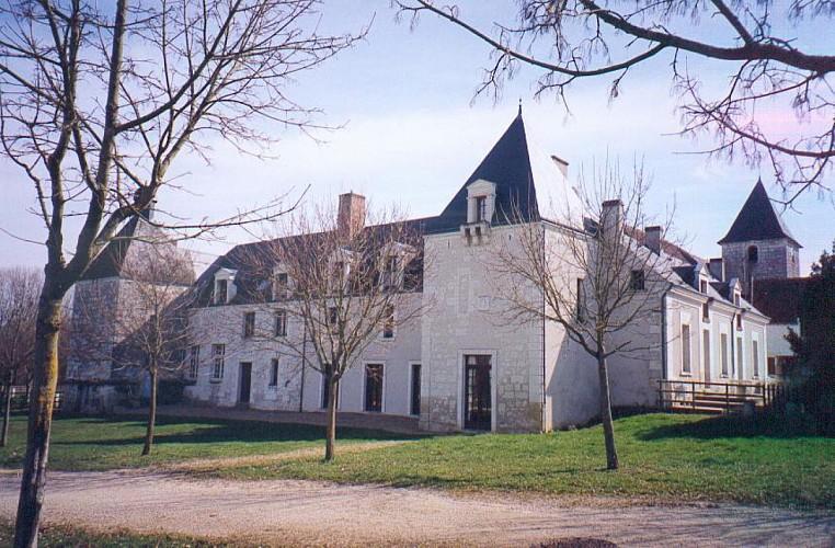 """Le Chemin du """"Gouffre""""- Mareuil-sur-Cher"""