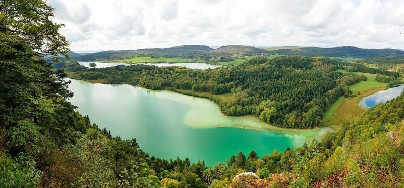 Belvédère des 4 lacs, balade en famille