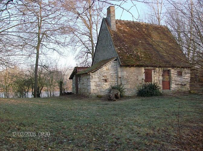 Chemin de la Moussinière - Couffy
