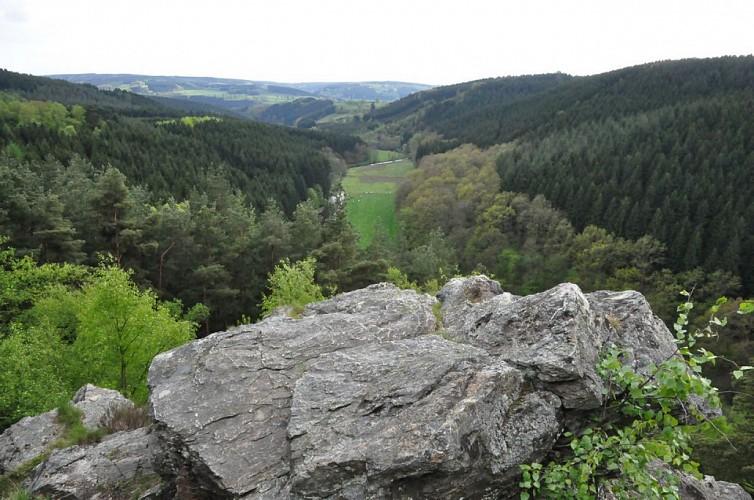 Malmedy 16 - Les deux rochers