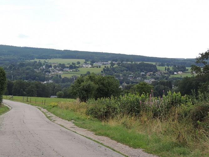 Malmedy 18 - Le chemin de St-Hubert