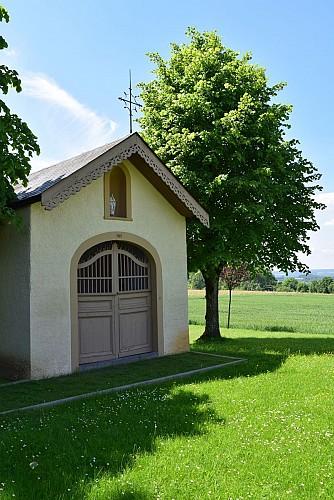La balade transfrontalière à Oberpallen
