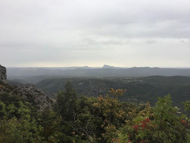 Au sommet du Peyre Martine