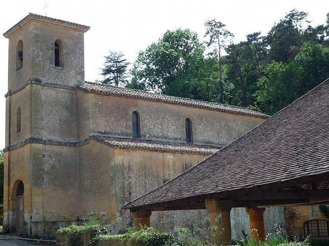 Boucle de St-Christophe - Montferrand du Périgord