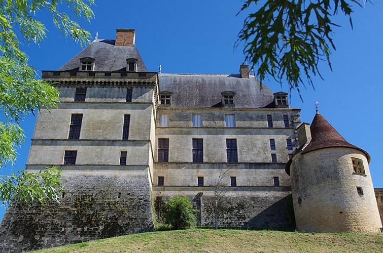 Boucle du Château - Biron
