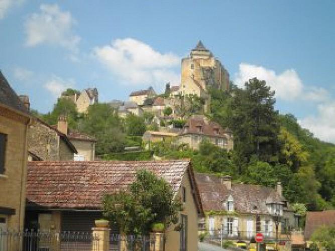 De Bergerac à Rocamadour Etape 8