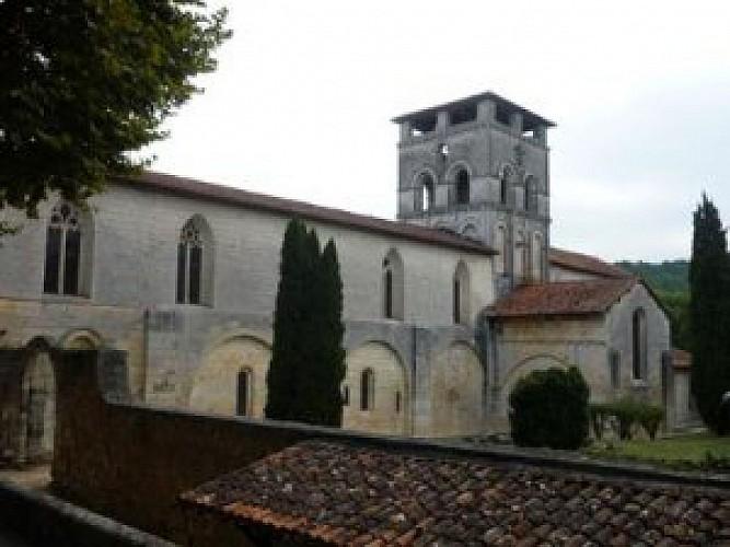 Voie de Vézelay Etape 4 : Périgueux-Saint Astier