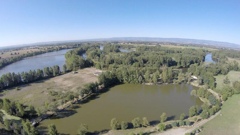 La voie des bords de Loire : Veauche / Montrond-les-Bains