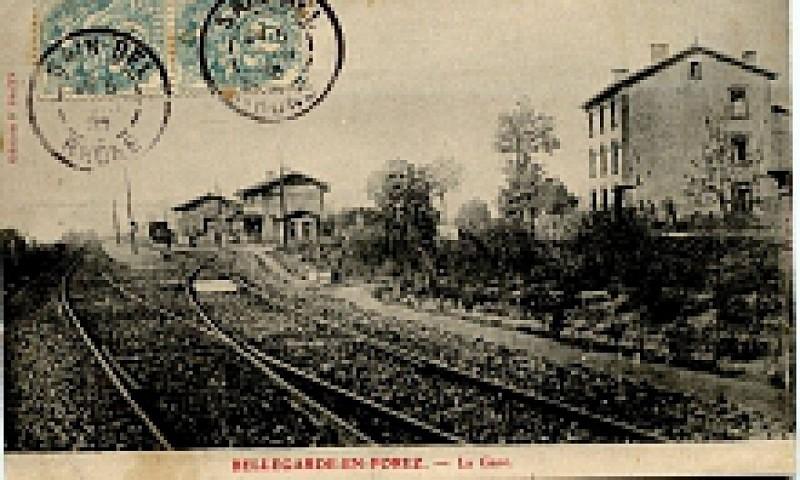 Bellegarde en Forez - Sentier du patrimoine