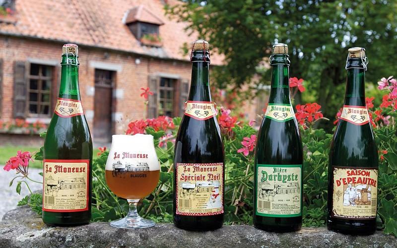 Circuit découverte de la bière des Hauts-Pays