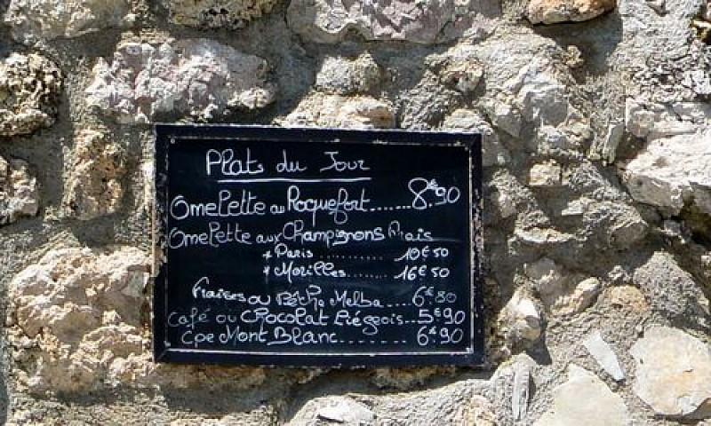 RANDONNEE DES CORNICHES DE LAUROUX