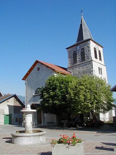 Eglise de Valleiry