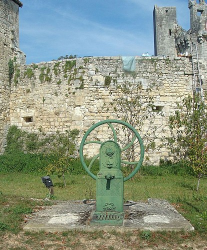 Boucle des cluzeaux à Mareuil en Périgord