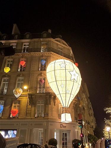 Avenue Montaigne - Belle boutique