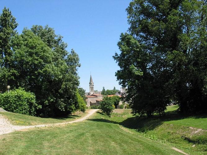 BELLVIGNY - Le sentier de Bellevigny