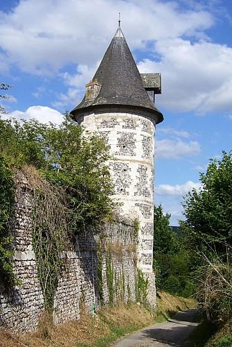 Chemin du Rossignol , Saint Philbert sur Risle 27290