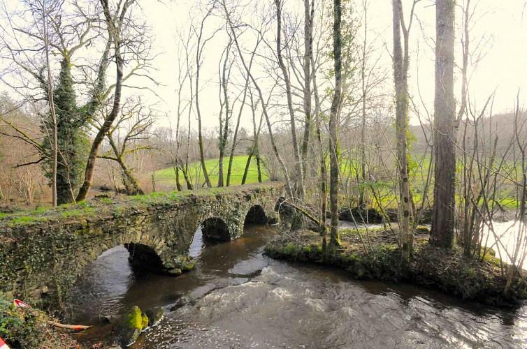 Chemin du moulin du Pont