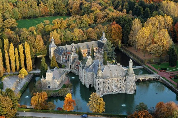 De donjon en châteaux