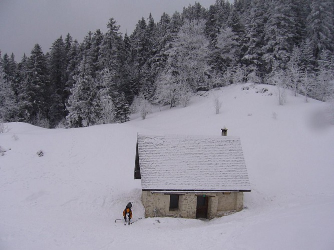 Cabane de Carette