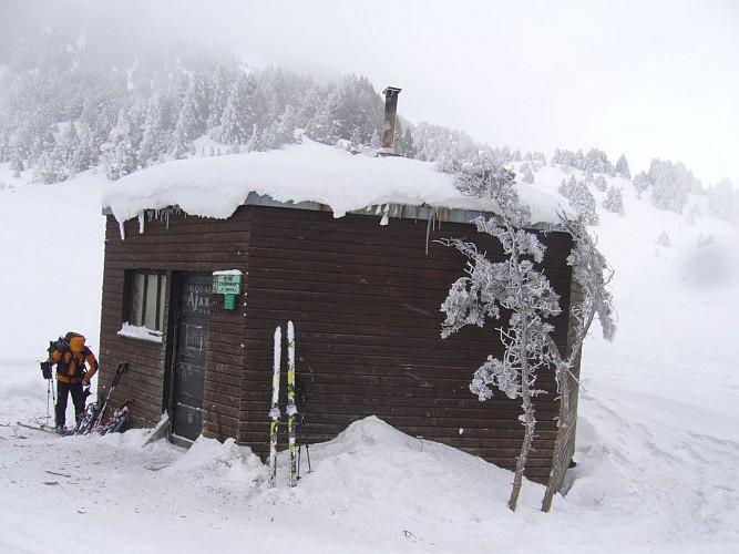 Cabane de Chamailloux