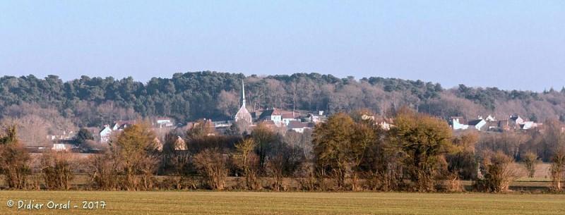 Au départ de Saint-Pierre-la-Bruyère