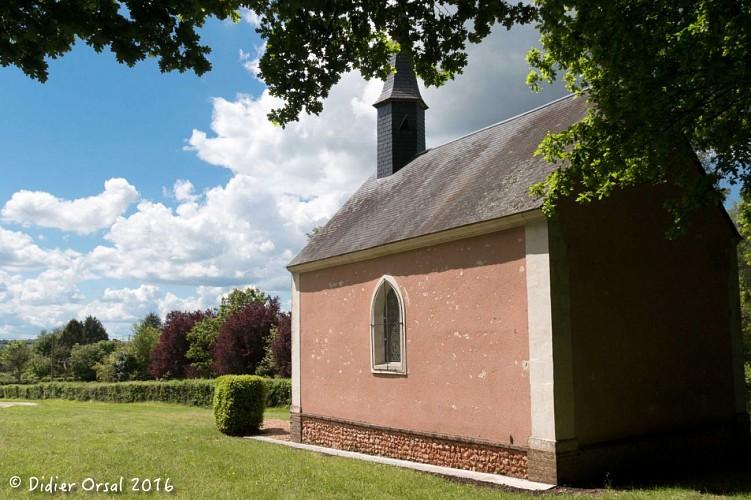 Etang de la Balastière à Condé-sur-Huisne
