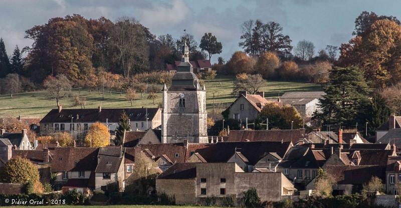 Au départ de Condé-sur-Huisne