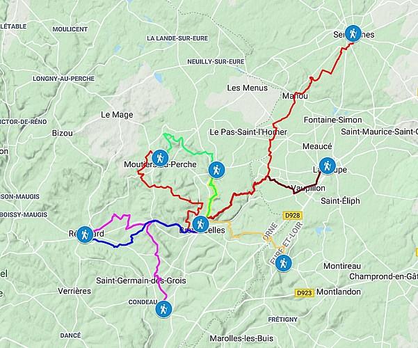 Bretoncelles - Condé-sur-Huisne