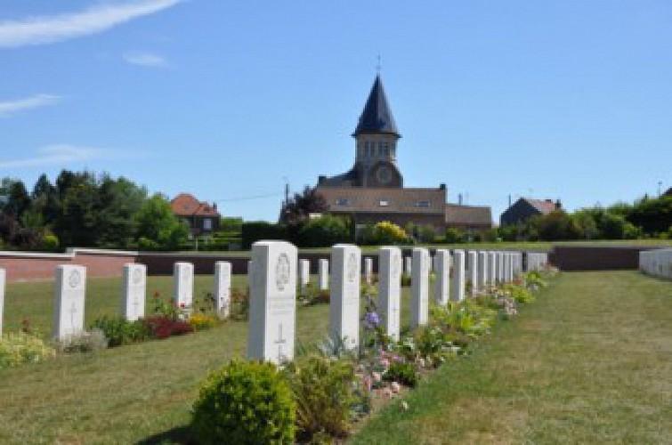 Circuit de la Bataille de Fromelles.