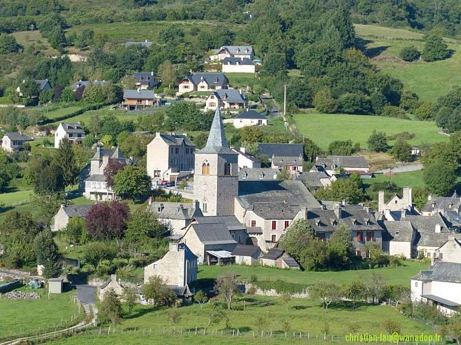 Lo Camin d'Olt: Vallée du Lot et chemin de St Jacques de Compostelle