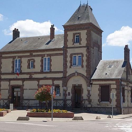 Mairie de Berville / mer