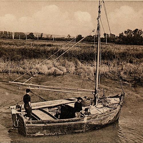 Ancien port de pêche