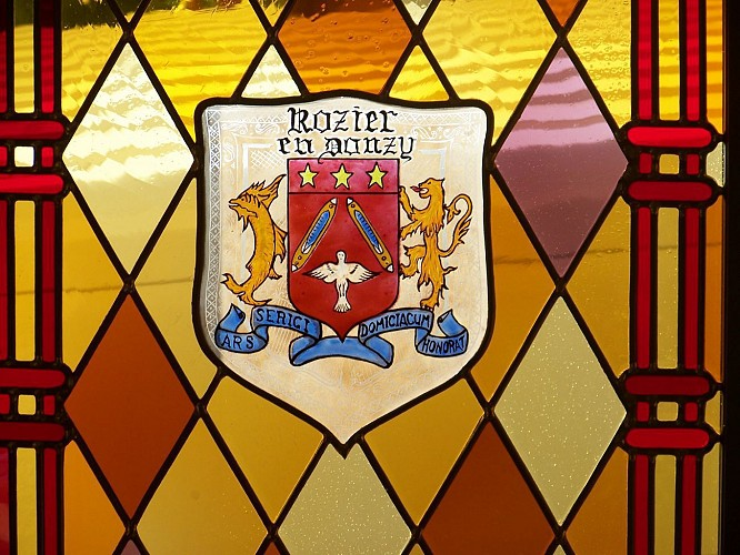 Rozier en Donzy - Les Pierres Folles
