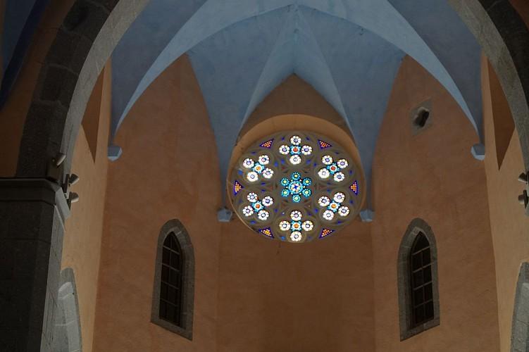 Saint Martin Lestra - La croix de la Sauteuse