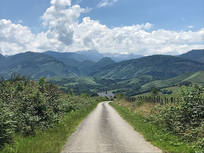 VTT N°3 Tour de Lanne-en-Barétous