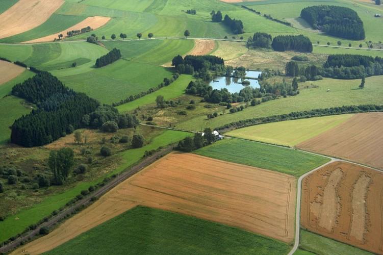Entre Woltz et Our - Tronçon 1 - Troisvierges - Weiswampach