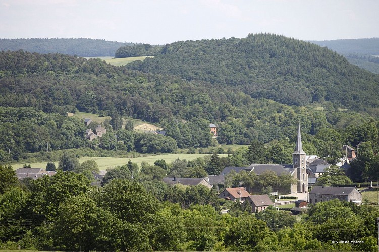 Hargimont, character village (discovery walk)