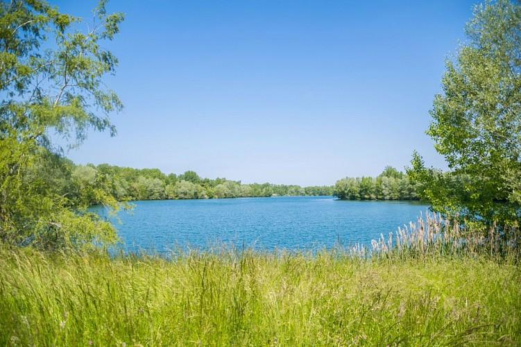 Laroin - Les lacs de Laroin